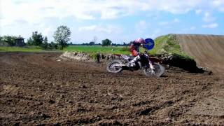 Fabio Wibmer Motocross 2011