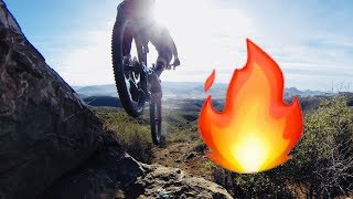 BEST DH IN SLO?! | Cuesta Ridge Follow-Cam...