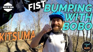 BIKING WITH BOBO - Mountain Biking Kitsuma...