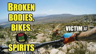 THE ROUGHEST MOUNTAIN BIKE TRAIL IN AFRICA? |...