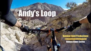 Mountain Biking Andy's Loop