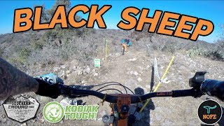 BLACK SHEEP - POV of the 1st Stage in the...