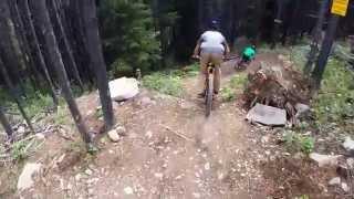 Crowsnest Pass Bike Trip Movie