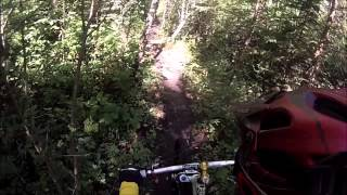 GoPro: Alain's ride on Mustang Trail