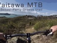 Waitawa MTB - Old School Party Groove trail