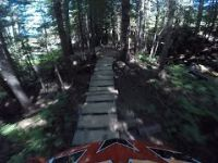 Whistler Bike Park Too Tight