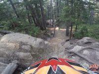Whistler Bike Park In Deep