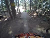Whistler Bike Park Wednesday Night Delight