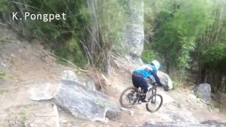 Thara start - Hua Hin Downhill MTB