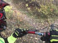 Edmonton Mountain  Biking : Upper Ewok...