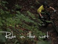 Ride in the wet - 4SeasonsFilm