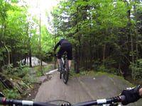 Lessard Bicycles aux Sentiers du Moulin; 2013
