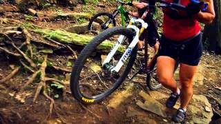 Monte Sano State Park: SORBA Mountain Biking
