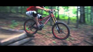 Bukovel Bike Park. Popov&Vasiliev session.