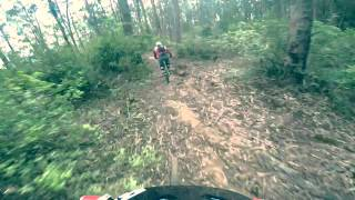 Menagesha - Boomshakalaka trail ride April...