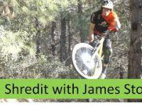James Stock trail shredit