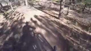 Falcon Trail Mountain Biking, Air Force Academy
