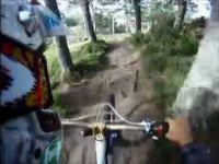 DH Manzaneda Bikepark Pepsi 2014