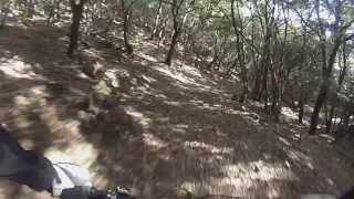 Downhill from Sa Galera to Sa Bastida, Alaro