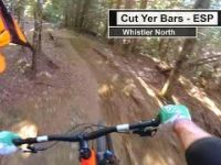 Whistler Downhill MTB - Cut Yer Bars - ESP -...