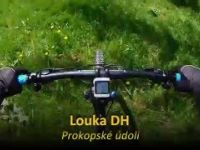 Louka DH | Prokopské údolí | POV | Lamax X8
