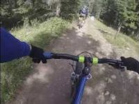 Mountain Biking: Free Ride and Rolling Trail 7...