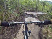 SDM - Léon trail (top to bottom)