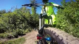 GoPro End of the Rainbow Trail Bridge Crossings