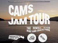 Cam's Jam Tour - Powell River Bike & Skate...