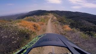 Enduro Ride: Backbone Trail Santa Monica...