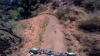 XC Ride: Non-stop Brown Mountain to El Prieto,...