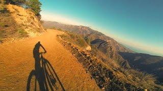 XC Ride: Corral Canyon, Malibu, CA