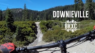 Mountain Biking in Downieville - Trail Guide