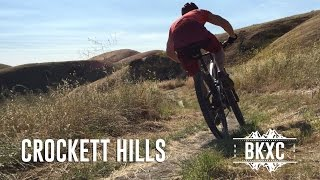 Crockett Hills Regional Park Trail Guide