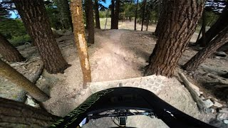Lower Bullet DH, Mammoth Bike Park Opening...