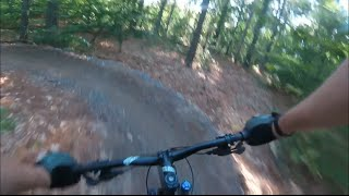 Gorham Maine Mountain Biking - Couch Potato