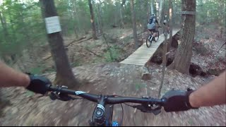 Gorham Maine Mountain Biking - Unchained