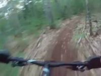 Gorham Maine Mountain Biking - White Flag
