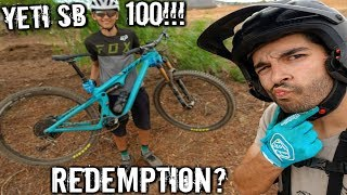 Yeti SB 150 Climbs Like a Hardtail | 2019 SB 100 VS SB 150
