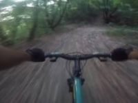 Chill ride down the deathtrail, and some bike...