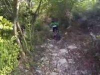 Alano di Piave, sentiero Laste Downhill MTB