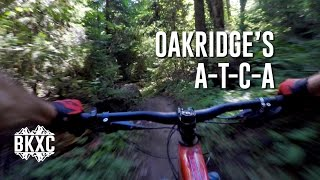 Mountain Biking ATCA in Oakridge, Oregon