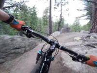 Cold Creek Trail - South Lake Tahoe, CA - MTB raw