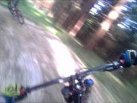 Bike aréna Vsetín - Červený trail (HD)