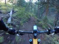 Riding the Mustang - Gimbal Stabilized GoPro -...