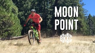 Mountain Biking the Moon Point Loop in...
