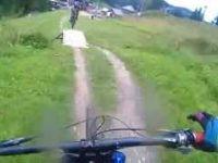 Bike Park Kyčerka - Modrý trail (HD)