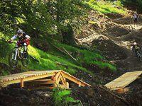 Gorki Bikepark pre-opening test drive