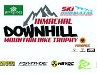 Himachal Downhill Mountain Bike Trophy 2014 part 2