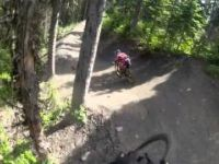 Silver Star Bike Park 2013 - Pro Star TO Walk...